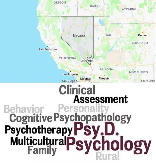 Clinical Psychology Schools in Nevada