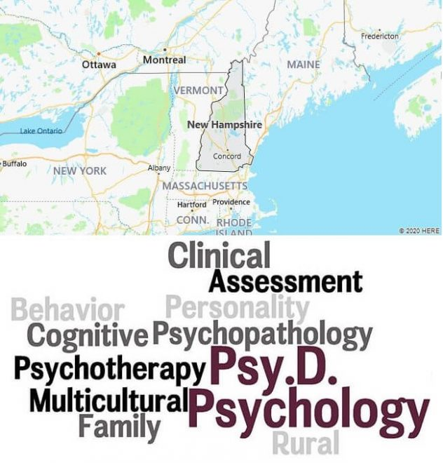Clinical Psychology Schools in New Hampshire