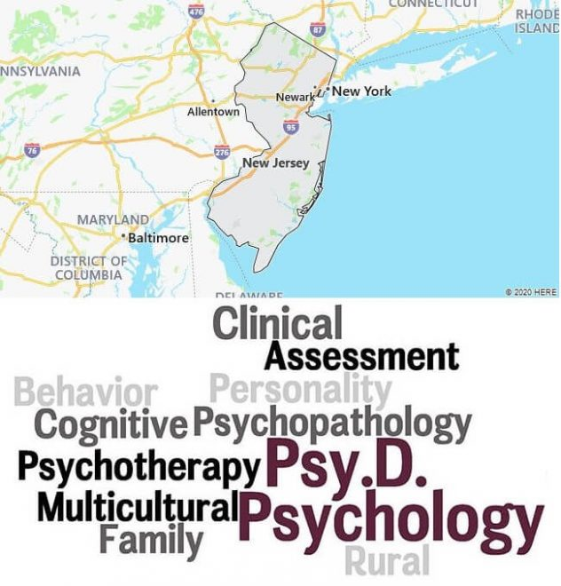 Clinical Psychology Schools in New Jersey