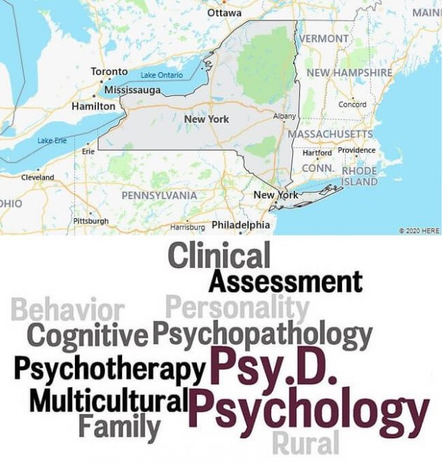 Clinical Psychology Schools in New York