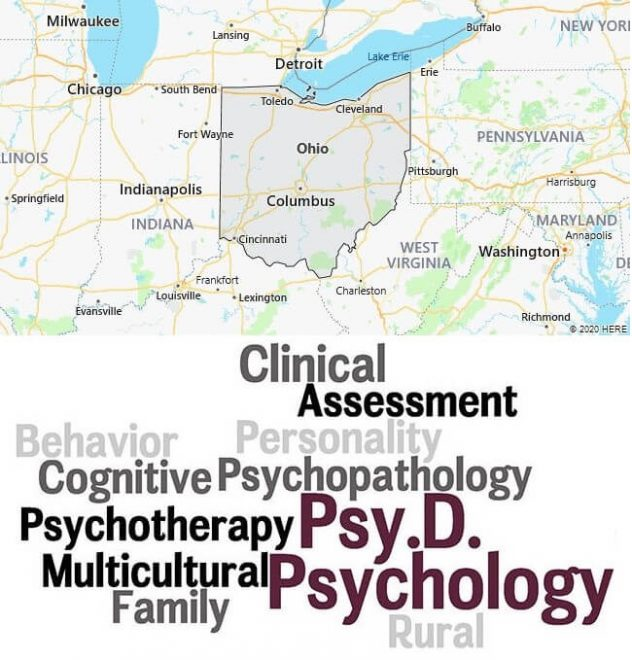Clinical Psychology Schools in Ohio