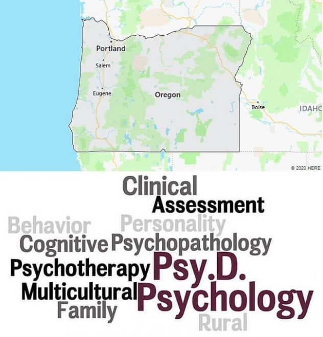 Clinical Psychology Schools in Oregon