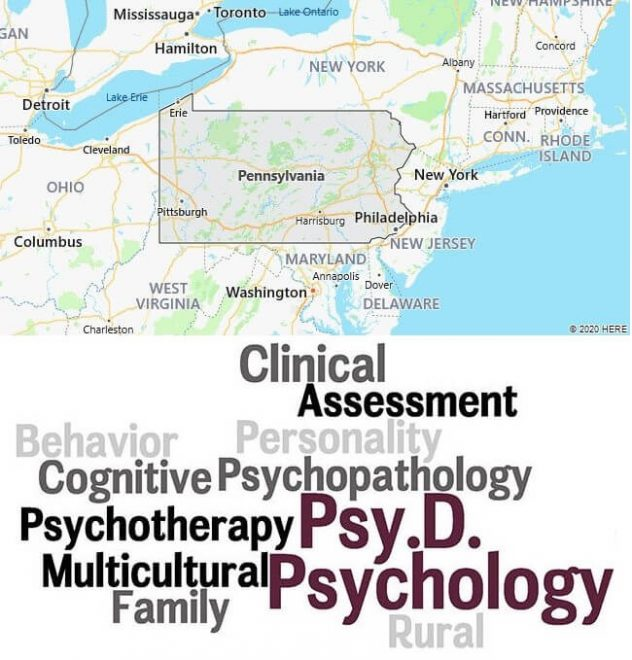 Clinical Psychology Schools in Pennsylvania