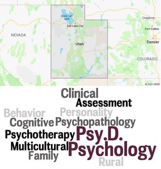 Clinical Psychology Schools in Utah