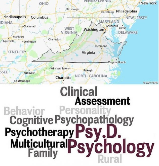 Clinical Psychology Schools in Virginia