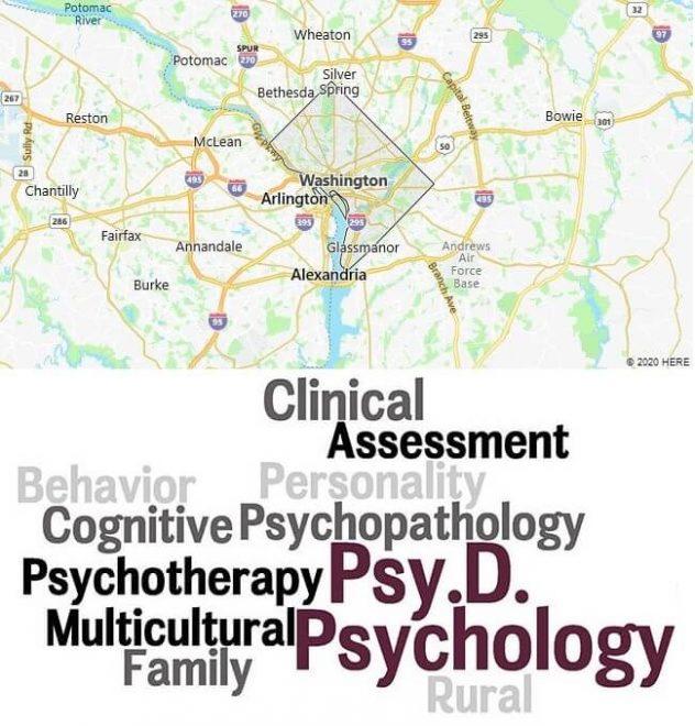 Clinical Psychology Schools in Washington DC