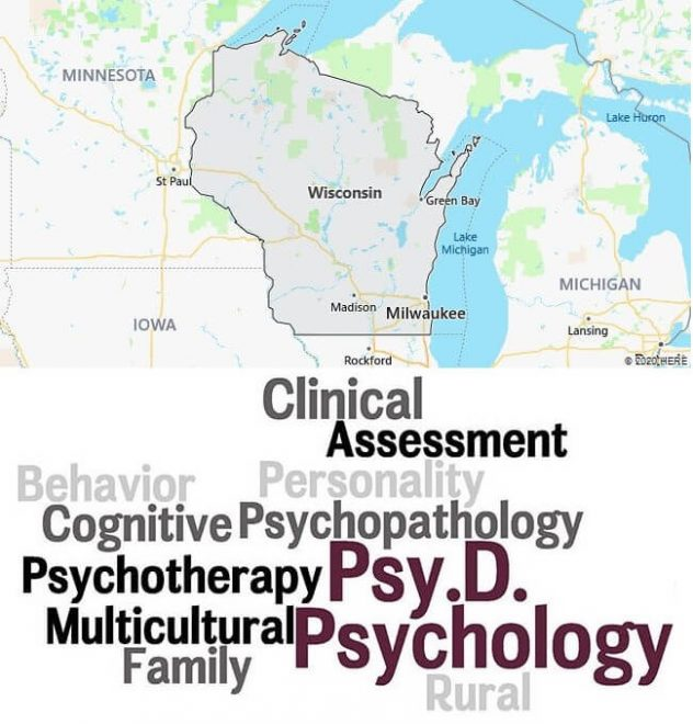 Clinical Psychology Schools in Wisconsin