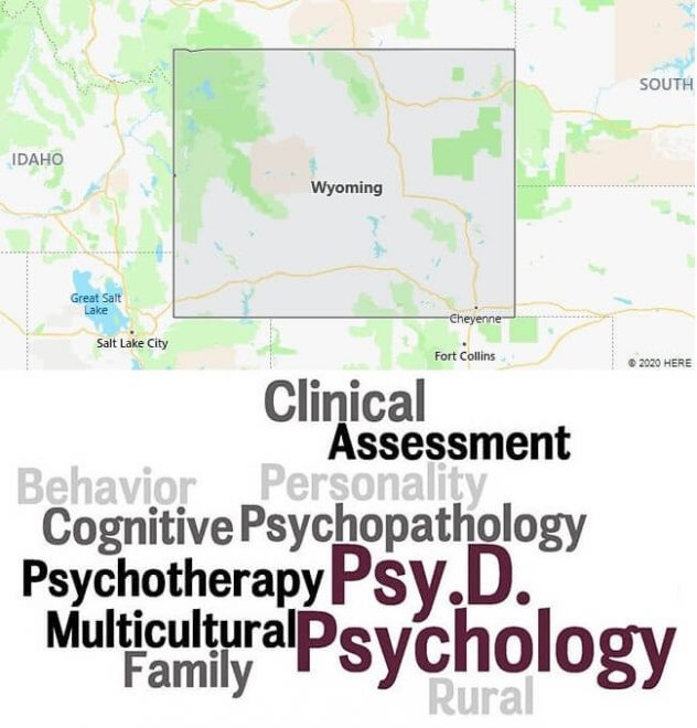 Clinical Psychology Schools in Wyoming