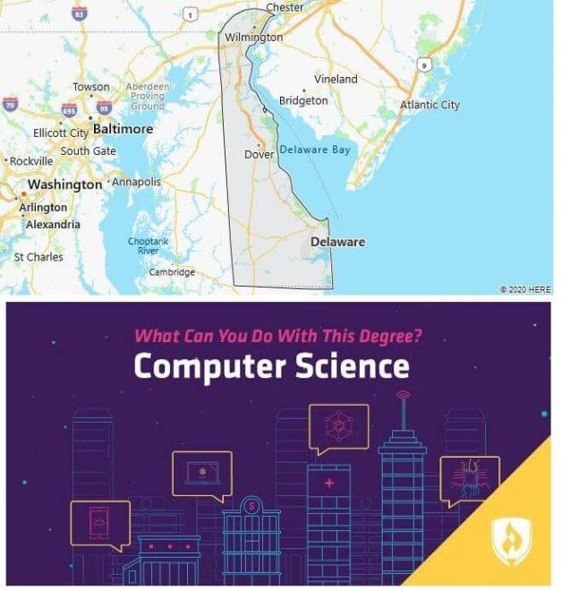 Computer Science Schools in Delaware