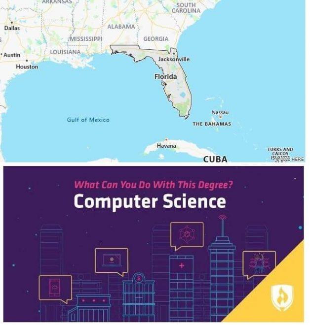 Computer Science Schools in Florida