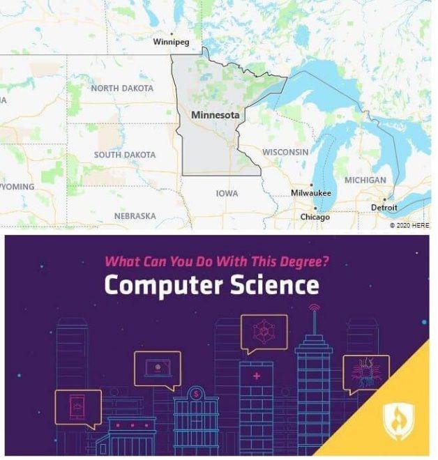 Computer Science Schools in Minnesota