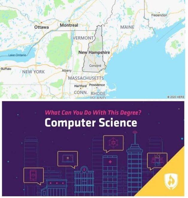 Computer Science Schools in New Hampshire