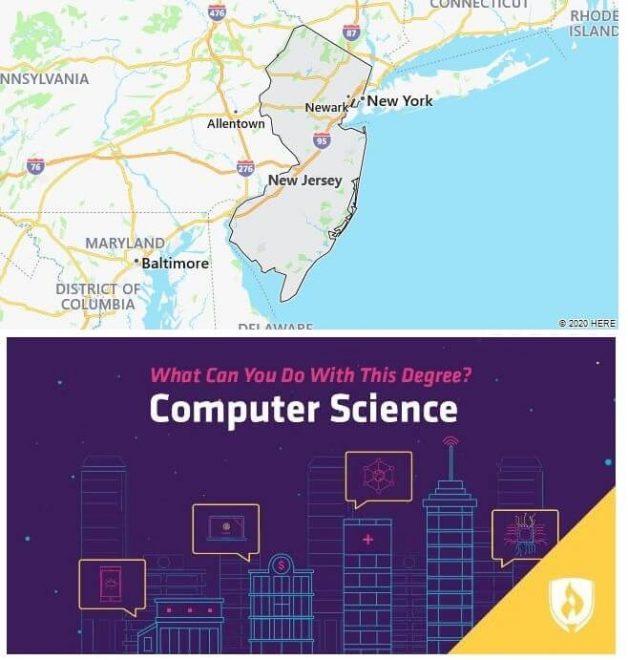Computer Science Schools in New Jersey