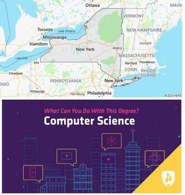 Computer Science Schools in New York