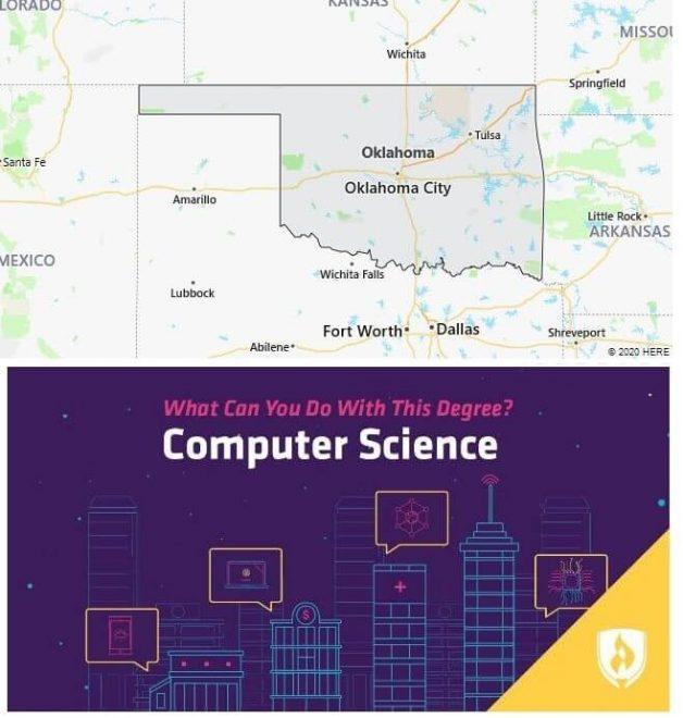 Computer Science Schools in Oklahoma