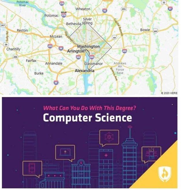 Computer Science Schools in Washington DC