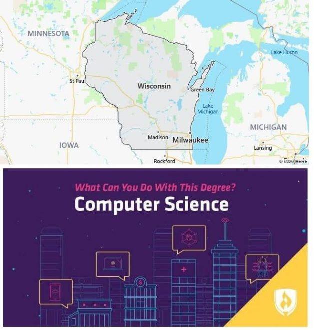 Computer Science Schools in Wisconsin