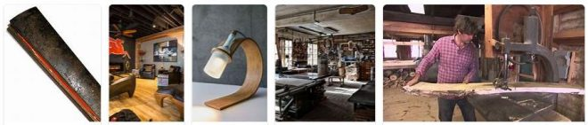 Crafts and industrial design in North America