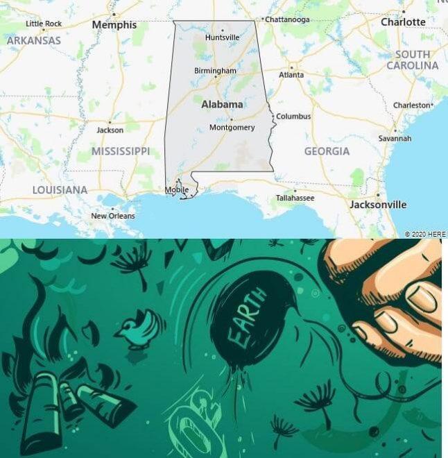 Earth Sciences Schools in Alabama