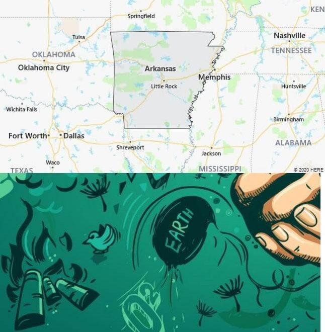Earth Sciences Schools in Arkansas