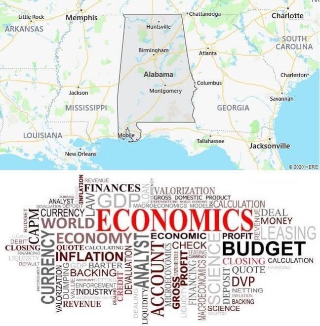 Economics Schools in Alabama