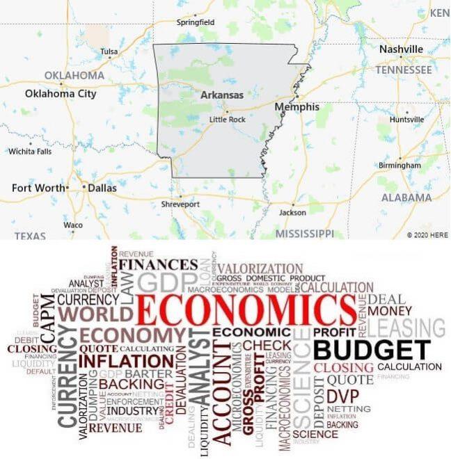 Economics Schools in Arkansas