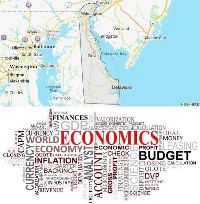 Economics Schools in Delaware