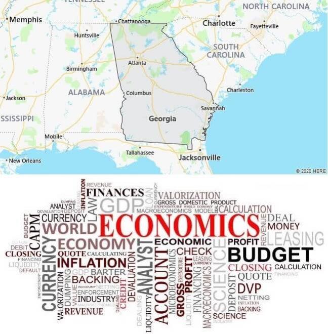 Economics Schools in Georgia