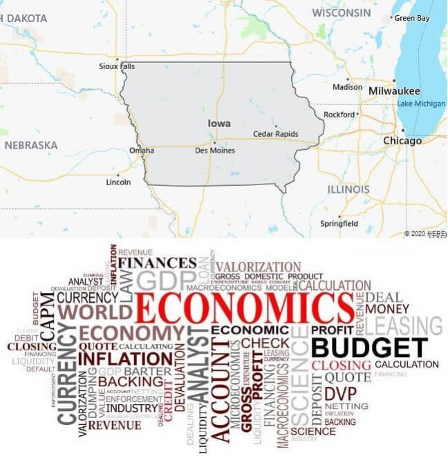 Economics Schools in Iowa