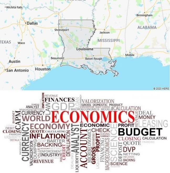 Economics Schools in Louisiana