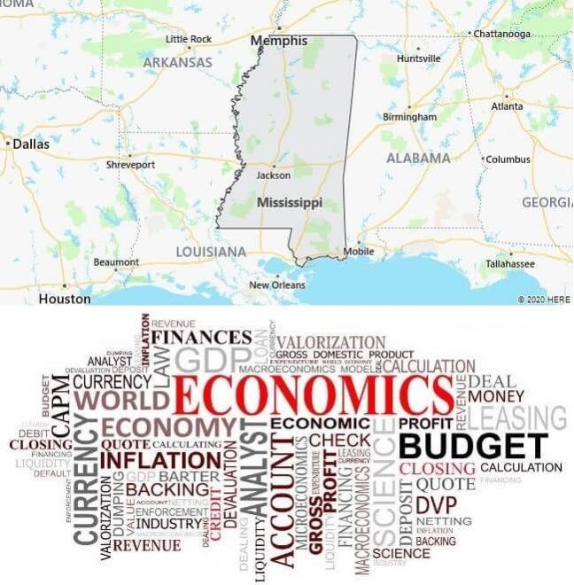 Economics Schools in Mississippi