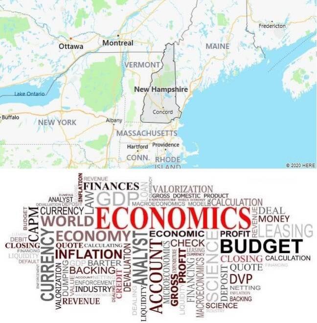 Economics Schools in New Hampshire
