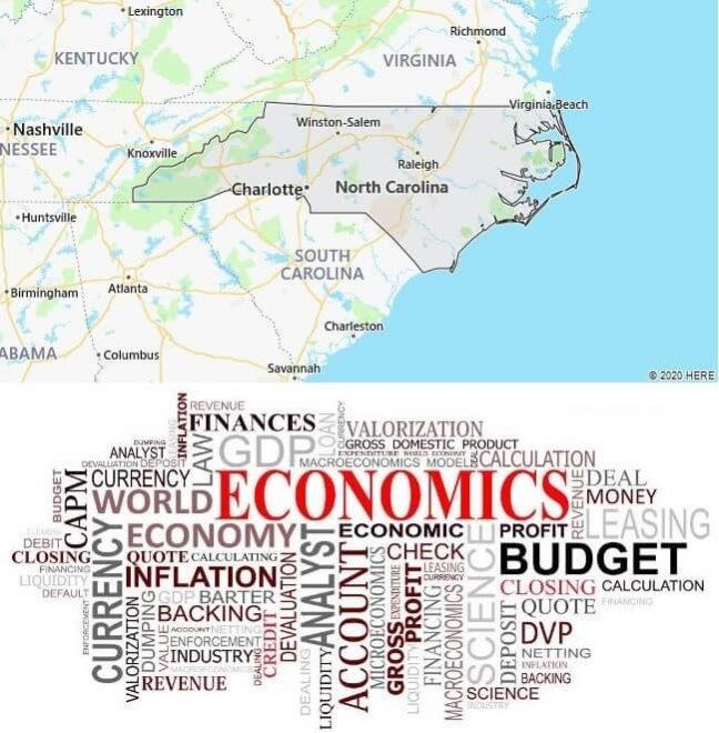 Economics Schools in North Carolina