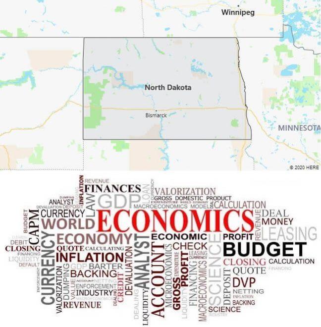 Economics Schools in North Dakota