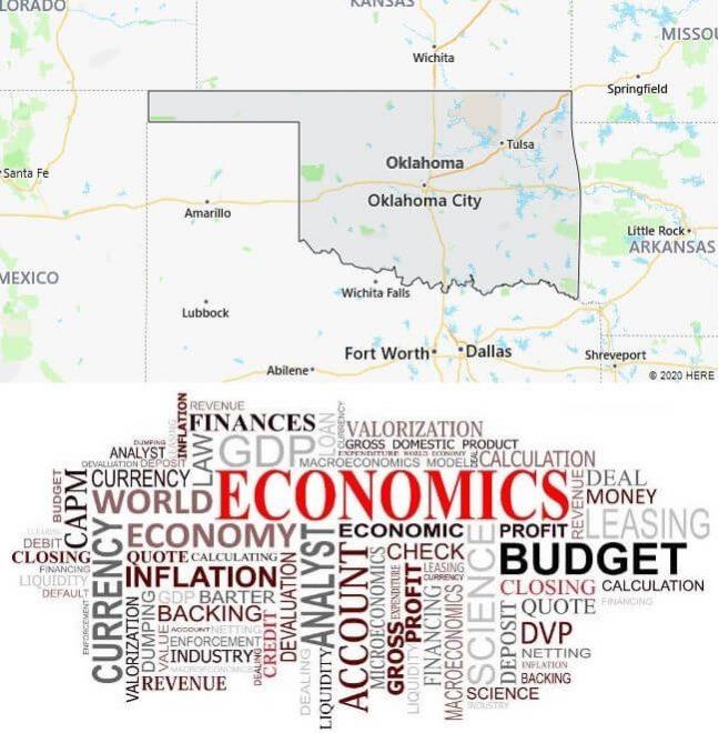 Economics Schools in Oklahoma