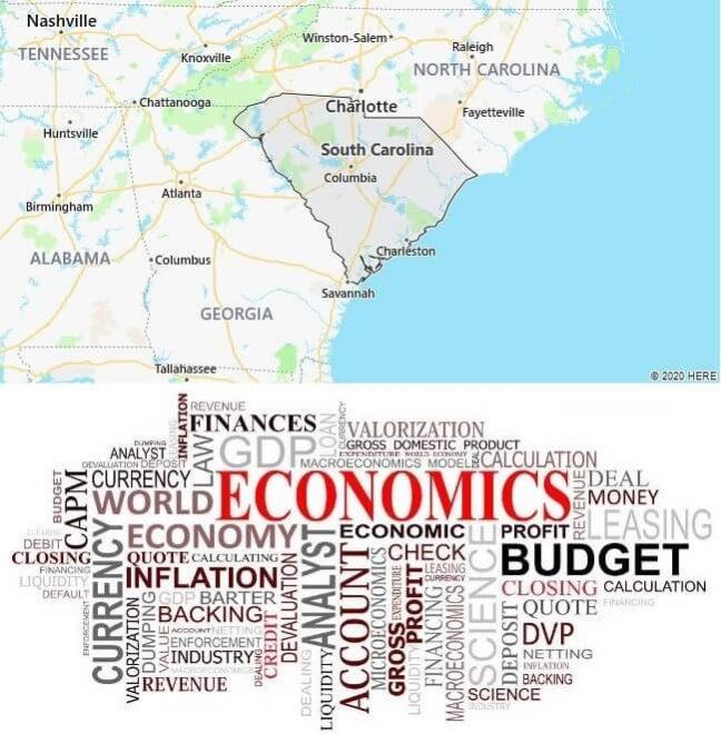 Economics Schools in South Carolina