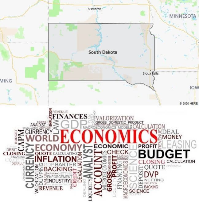Economics Schools in South Dakota