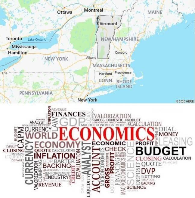 Economics Schools in Vermont