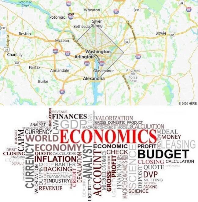 Economics Schools in Washington DC