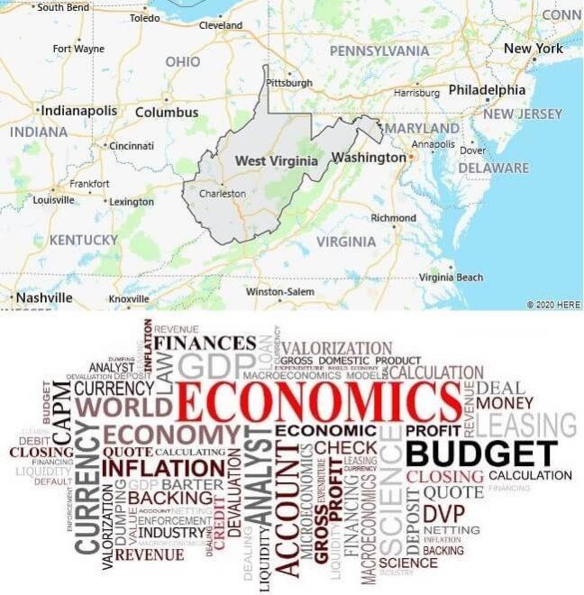 Economics Schools in West Virginia