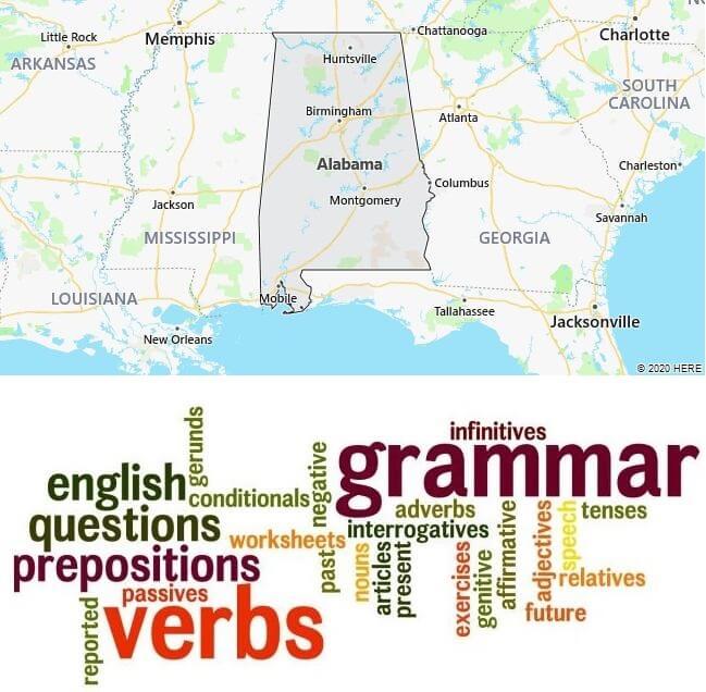 English Schools in Alabama