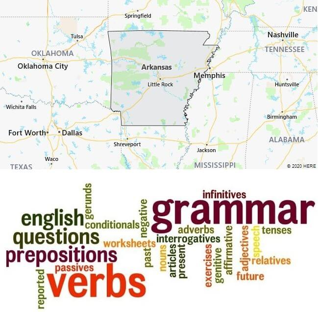 English Schools in Arkansas