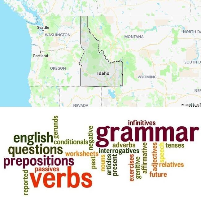 English Schools in Idaho