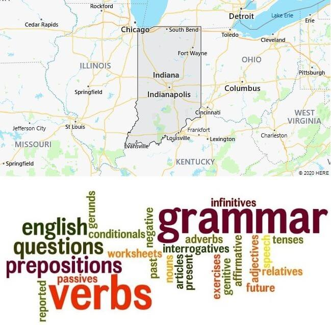 English Schools in Indiana