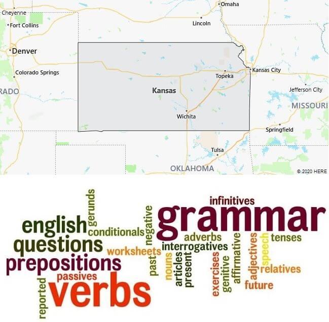 English Schools in Kansas