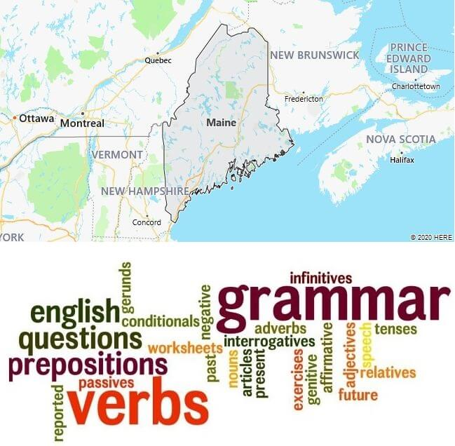 English Schools in Maine