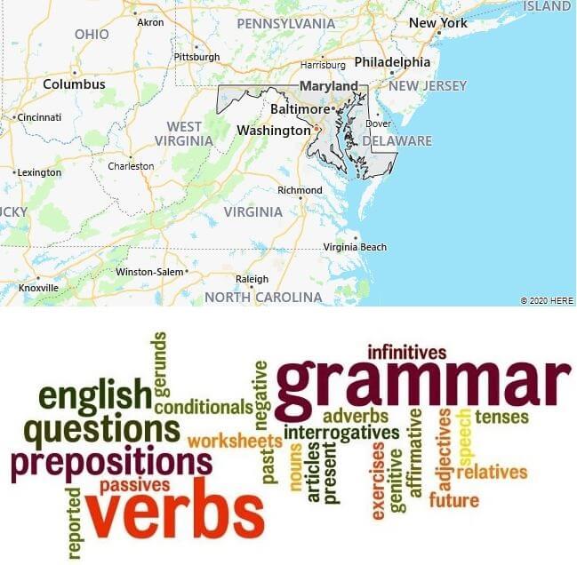 English Schools in Maryland