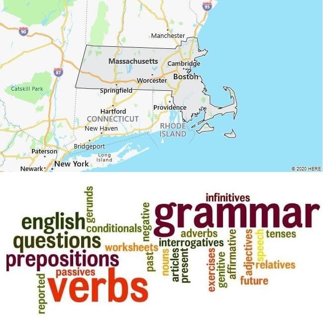 English Schools in Massachusetts