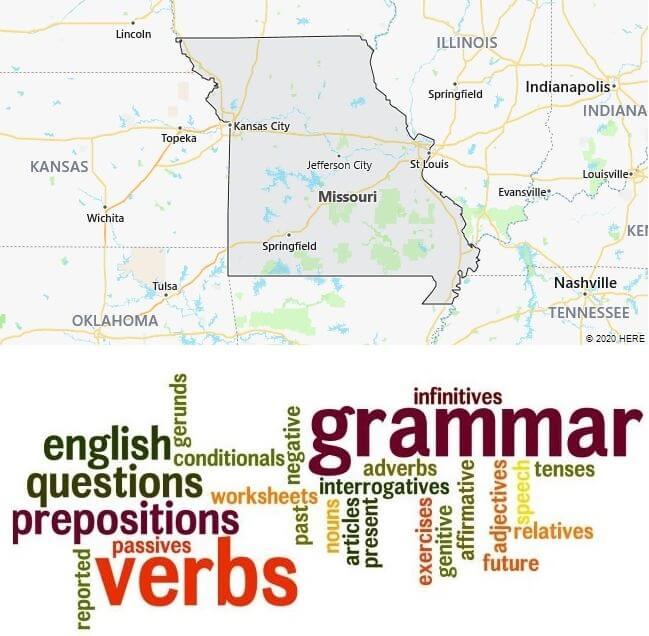 English Schools in Missouri