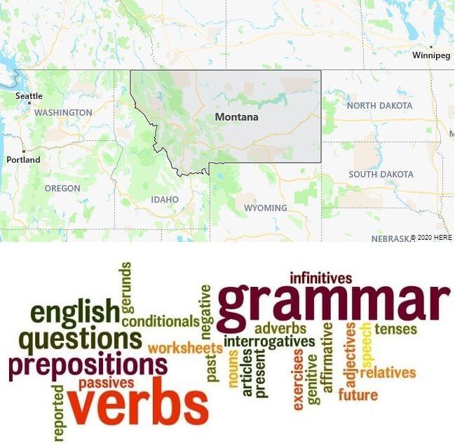 English Schools in Montana